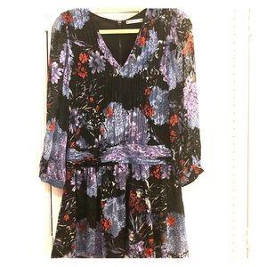 EUC Alice + Olivia Silk Dress Sz 4
